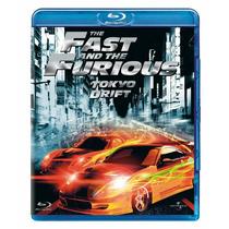 Blu Ray Copia Digital Rapido Y Furioso Reto Tokyo Envio Grat