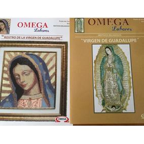 Virgen De Guadalupe Para Bordar En Punto De Cruz Graficos