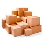 Cajas De Carton Doble Corrugado 100 X 50 X 50 Cm