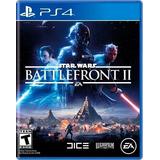 Star Wars Battlefront 2 Ps4 Físico Nuevo Sellado