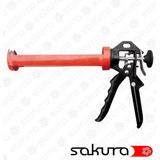 Pistola Para Sellador Siliconado M 300 - Premiun - Siloc