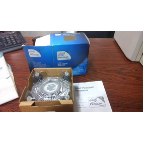 Procesador Intel Dual Core G630 (caché De 3m, 2,70 Ghz)