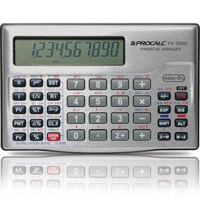 Calculadora Financeira Fn 1200c