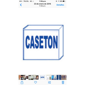 Caseton De Unicel 40 40 15 Toluca Metepec San Mateo Atenco