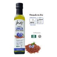 Aceite De Lino Linaza Extra Virgen 250ml Ines