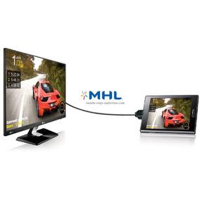 Cabo Mhl - Imagem Do Seu Celular Com Função Mhl Em Sua Tv !!