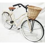Bicicletas Playeras Dama Full Paseo Vintage Oferta Trp Bikes