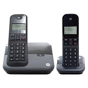 Motorola Moto3000 Mrd2 Telefone Sem Fio Id. Chamadas Preto