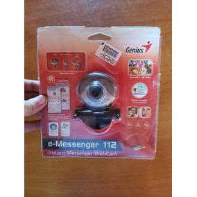 GENIUS e-Messenger 112 Webcam Drivers for Windows 10