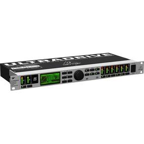 Processador Crossover Behringer Ultradrive Dcx2496 Le