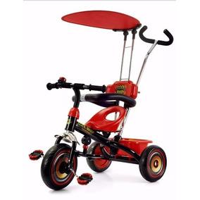 Triciclo Bebe Bfun Multifunción Manija Direccionable