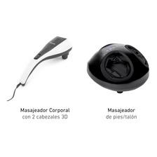 Masajeador Cervical Combo +almohadilla Pies+calor Oferta Gti