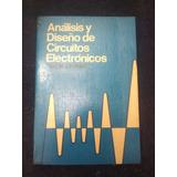 Análisis Y Diseño De Circuitos Electrónicos/ Paul M Chirllan