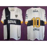 Camiseta Boca Juniors 2012/13 #10 Roman Ed. Especial Nike