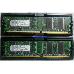 Memoria Ram Ddr Pc-2700 333mhz Pc2700u-25330-c2 128mb