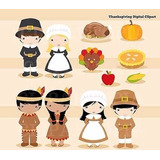 Kit Imprimible Indios Imagenes Clipart