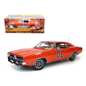 Auto Dodge Charger Dukes Of Hazzard General Lee1969 1/18