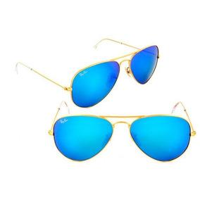 Oculos De Sol Masculino Ray Ban Espelhado Justin - Óculos no Mercado ... 509030b8ff