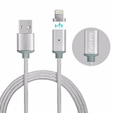 Cable Magnetico Iman Cargador Lightning Iphone 5s 6s 7 Plus
