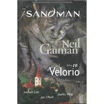 The Sandman El Velorio Libro 10 De Vertigo Comics Mexico
