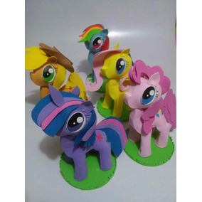 Paquete Fiesta My Litter Pony