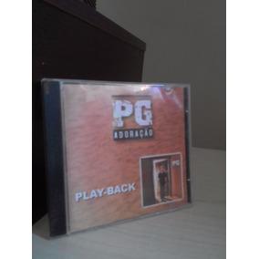 Cd Pg Adoração - Play Back