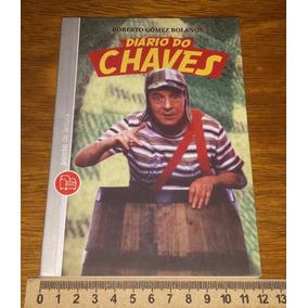 Diário Do Chaves - Roberto Gomez Bolanos - Livro Novo