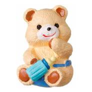 2 X Puxador Infantil Urso Azul Móveis Gavetas Portas