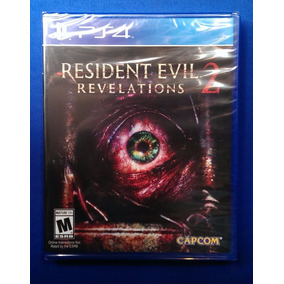 Vendo ... Resident Evil Revelations 2 ... Para Ps4...