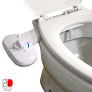 Bidet Para Inodoro Plus Adaptable+kit Instalacion Env/gratis