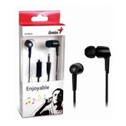 Audífonos Genius Hs-m228 Para Celular, Tablet O Portátil