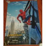 Poster Cine Spider-man; De Regreso A Casa (el Hombre Araña)