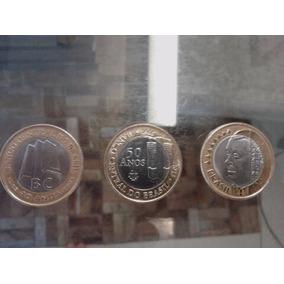 Moedas Comemorativas Do Banco Central E Do Jk