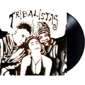 Disco Vinil - Tribalistas 2002