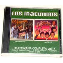 Los Iracundos Vol. 12 Pasion Y Vida, Amor Y Fe Cd Nuevo