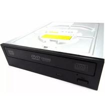Gravador De Dvd Sata Desktop Preto Novo