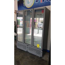 Refrigerador Comercial 3 Puertas Imbera