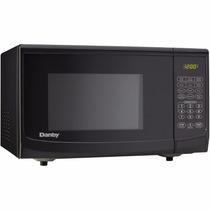 Microondas Danby Dmw7700bldb 0.7 Cu. Ft. Microwave Oven
