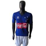 Camisa Retrô Cruzeiro 1987 Coca-cola Masculina - G