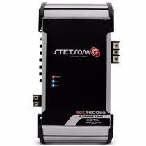 Módulo Amplificador Stetsom Ex-1600 Eq 1k6 Digital 1780w Rm
