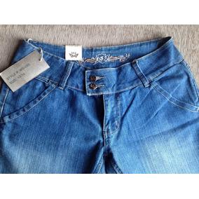 Jeans H&g Strech Dama Pantalones Talla 13/14