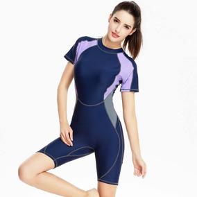 trajes de bano para mujer deportivos