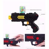 Arma Arminha Pistola Bolinha De Gel Nerf 2 Em 1 Bolinhas Gel