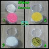 Glitter Escarcha Para Manualidades 3.5 Grs