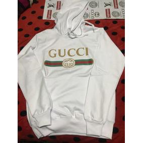 Poleron Gucci Talla L Blanco