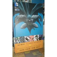 Batman El Largo Halloween Envio Gratis