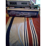 Trailer Coleccion Hess Gasoline 18 Wheller And Racer