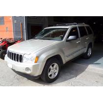 Jeep Grand Cherokee Limited 3.0 Crd V6 At (218hp) 4x4