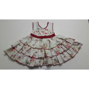 Vestido Infantil Cattai