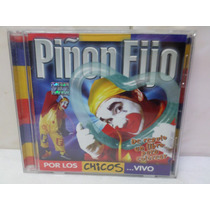 Piñon Fijo Por Los Chicos Vivo Bmg 2002